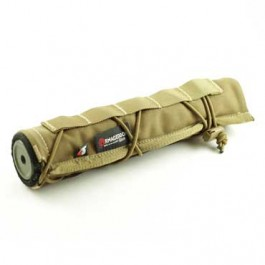 "Armageddon Gear Suppressor Mirage Cover - 1.5"" x 9.0"""