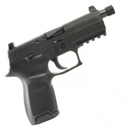 Sig P320 Compact with Threaded Barrel