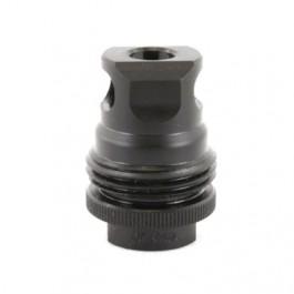 SilencerCo ASR Muzzle Brake - Single Port