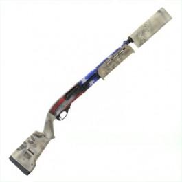 Custom Remington 870 SBS w/Salvo