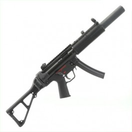 Dakota Tactical MP5 D54-SD SBR + Suppressor