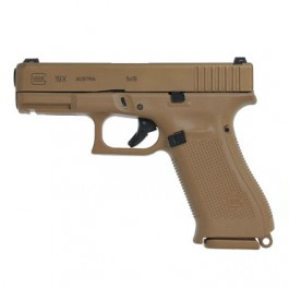 Glock G19X with FDE Streamlight TLR7A