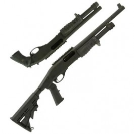 Remington 870 Modular Combat System (MCS) - Collapsible Stock