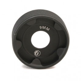 Rugged Obsidian 9mm Front Cap