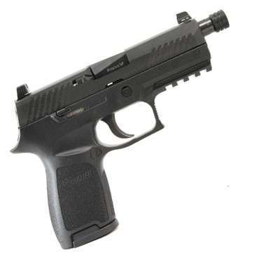 Sig P320 Compact with Threaded Barrel - Capitol Armory