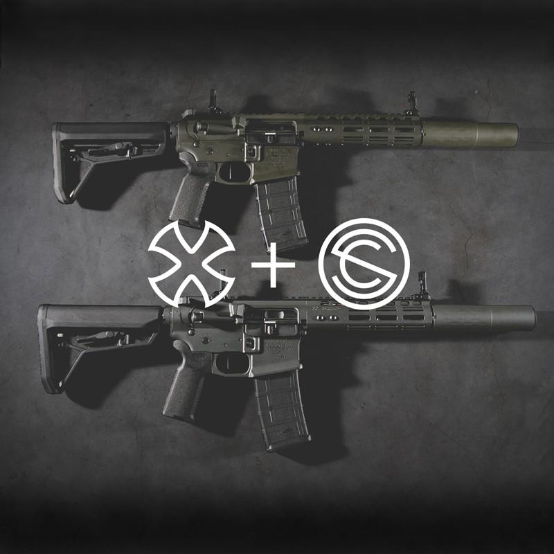 Noveske Rifleworks SBR 300 + SilencerCo Omega - Summit