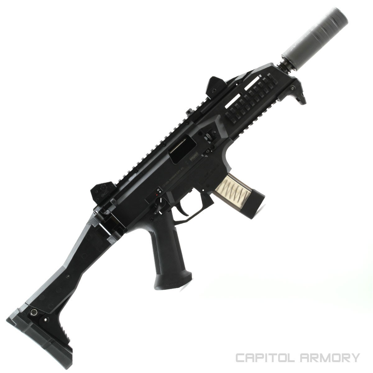 Action Auto Parts >> CZ SCORPION EVO 9MM SBR - Capitol Armory