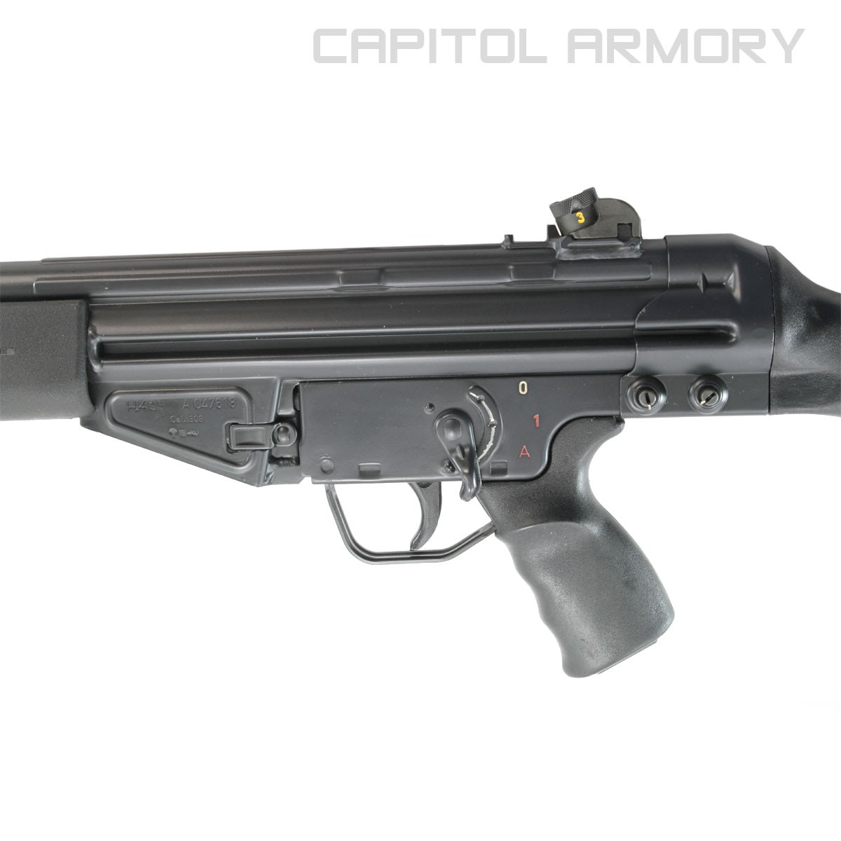 HK G3A2 - Capitol Armory