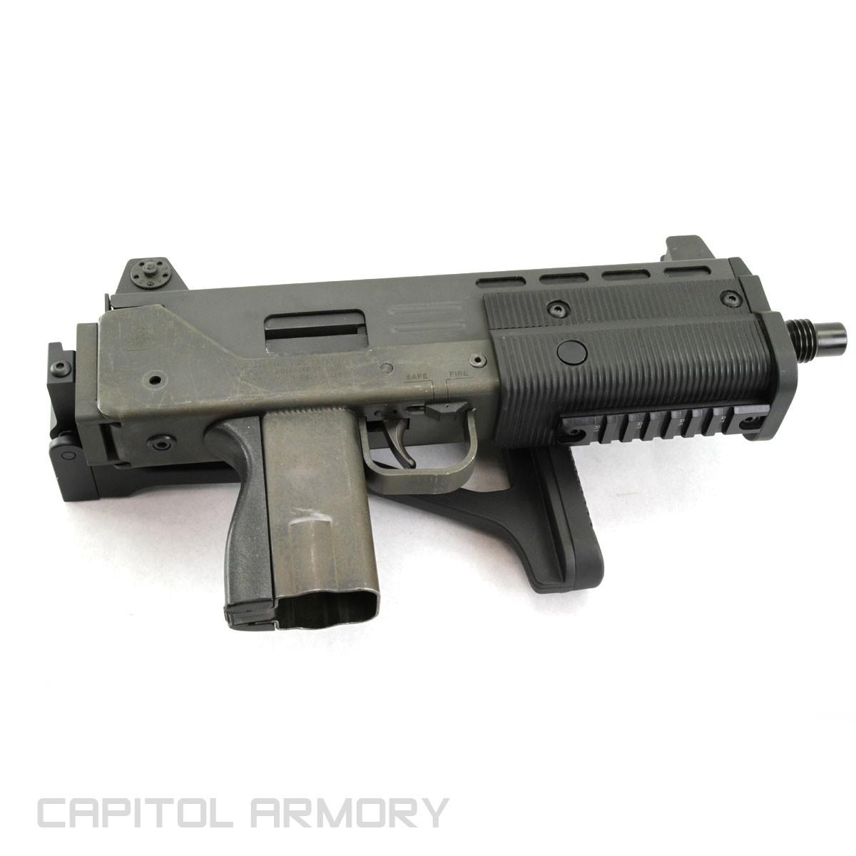 MAC M10  45ACP Powder Springs - Capitol Armory