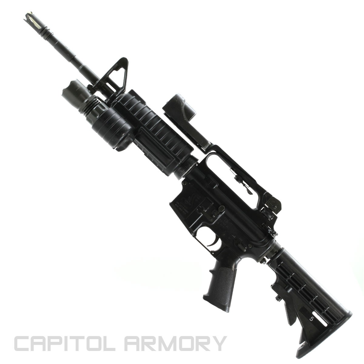 Bushmaster AR15 Police Trade In - Capitol Armory