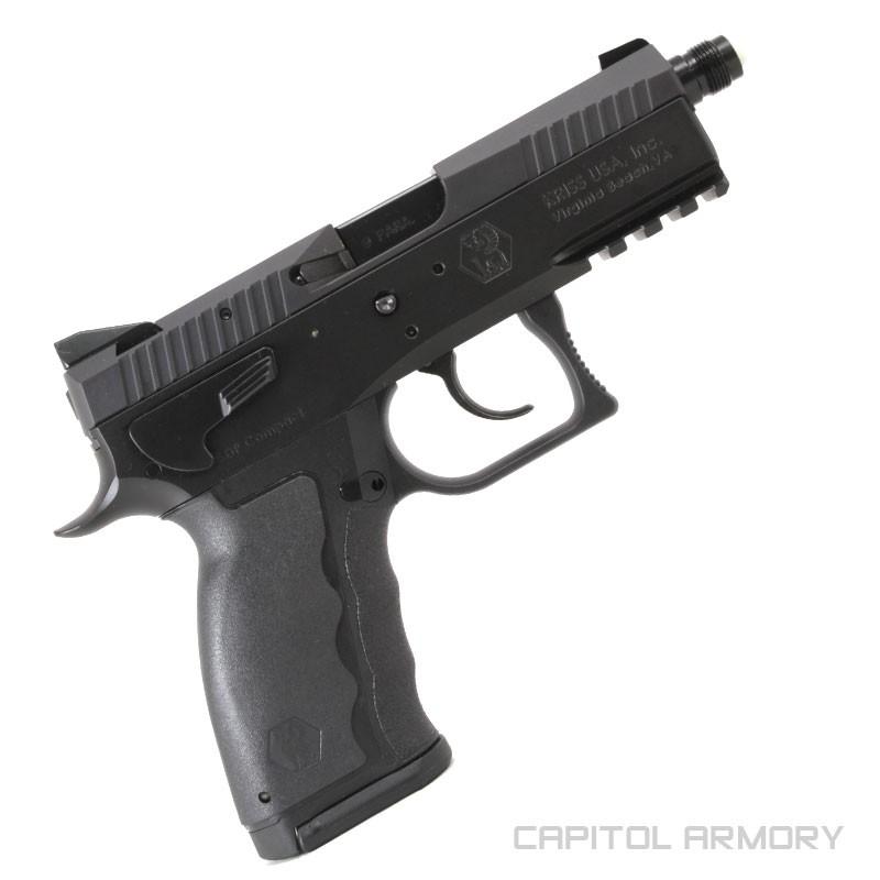 Sphinx SDP Compact Alpha Wolf Threaded | AR15 / Firearms