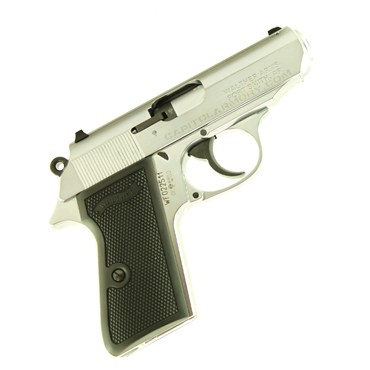 Walther PPK/S 22LR Pistol w/ Threaded Barrel - Capitol Armory
