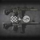 Noveske Rifleworks SBR 300 + SilencerCo Omega - Summit Package