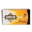 Armscor 22 LR 36 Gr Hollow Point - 50 rd box