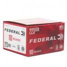 Federal 223 Remington 55gr FMJ - 100 rd
