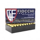 Fiocchi 9mm 158 Grain Subsonic Ammunition