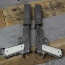 NIGHTHAWK 1911 + SILENCERCO OSPREY 45K SUMMIT™ PACKAGE