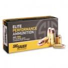 Sig Sauer 9mm 115gr Elite Ball FMJ