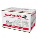 Winchester 5.56 NATO 55gr FMJ - 200 round